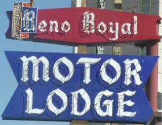 signs of the nevada roadside reno