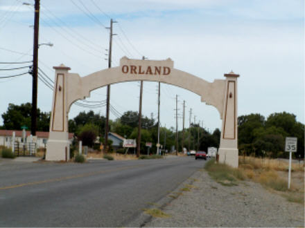 orland ca